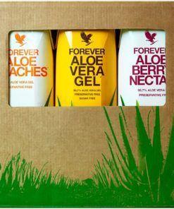 Forever Aloe Combo Pack (2)