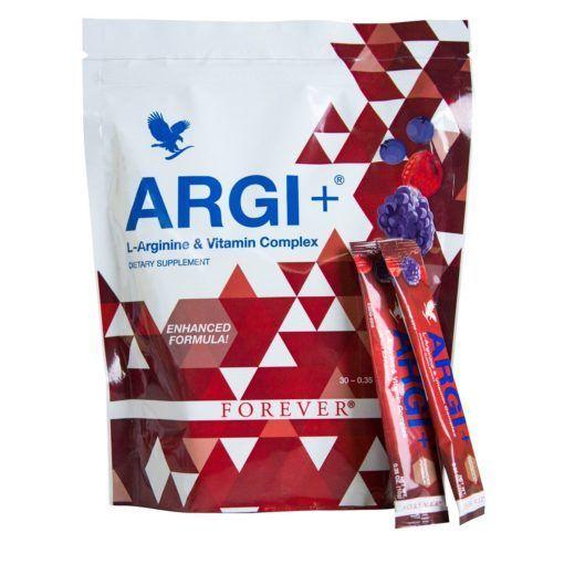 Supliment nutritiv Argi +