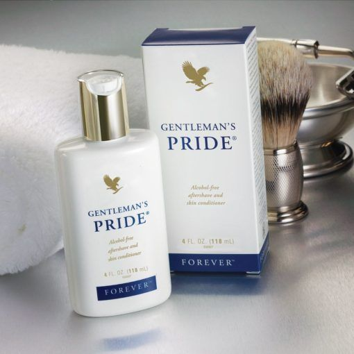AFTER SHAVE BALSAM CU ALOE VERA - GENTLEMAN'S PRIDE 2