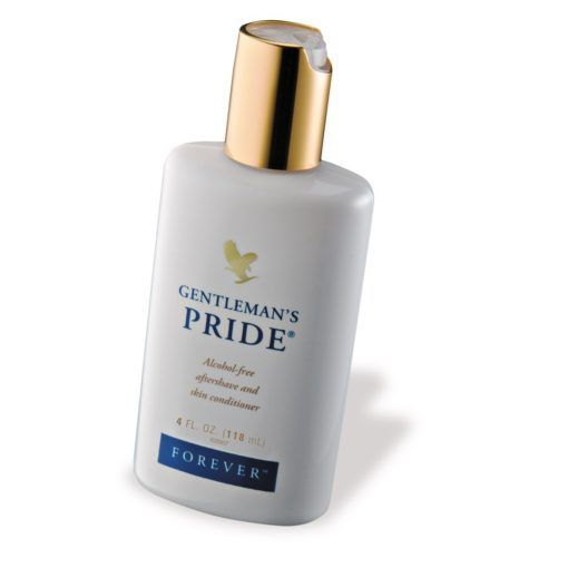 AFTER SHAVE BALSAM CU ALOE VERA - GENTLEMAN'S PRIDE 4