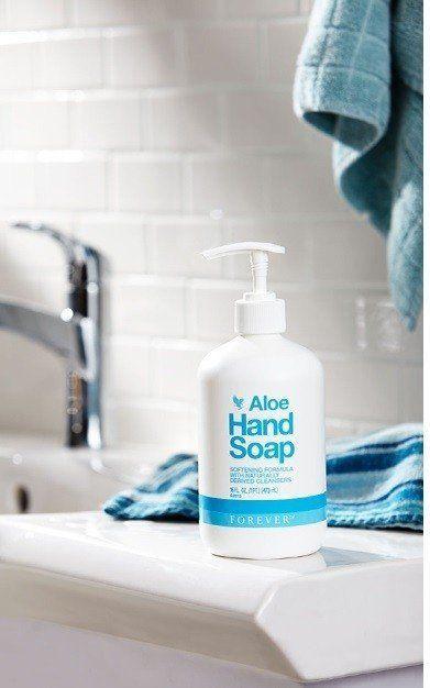 Aloe Hand Soap 3