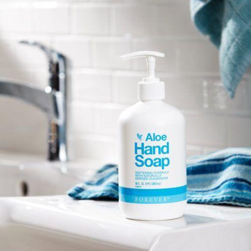 Aloe Hand Soap 5