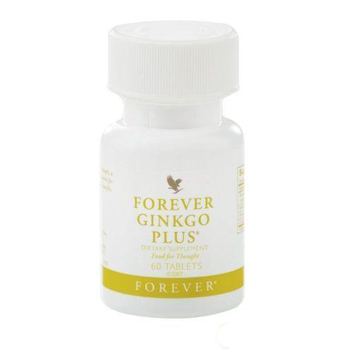 GINKO BILOBA - FOREVER GINKGO PLUS 2