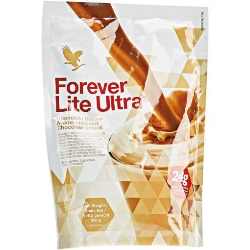 PUDRA PROTEICA - FOREVER LITE ULTRA CHOCOLATE POUCH 3