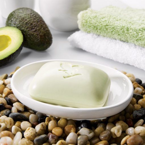 SAPUN CU AVOCADO - AVOCADO FACE & BODY SOAP 3