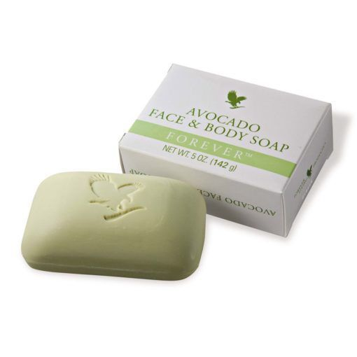 SAPUN CU AVOCADO - AVOCADO FACE & BODY SOAP