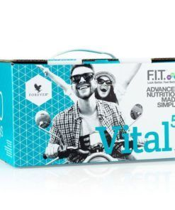 VITAL5 WITH FOREVER FREEDOM - PACHET COMPLET PENTRU UN CORP SANATOS SI FIT